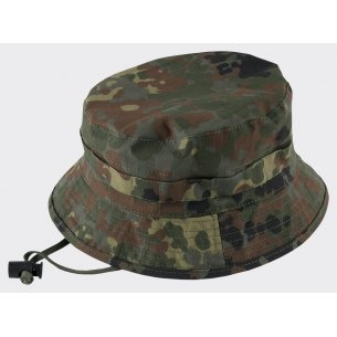 SOLDIER 95 Boonie Hat - NyCo Ripstop - Flecktarn