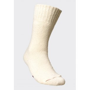 Norwegian Army Socks - White
