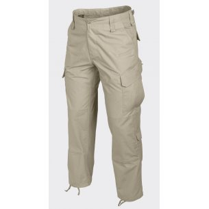 CPU ™ (Combat Patrol Uniform) Trousers / Pants - Ripstop - Beige / Khaki
