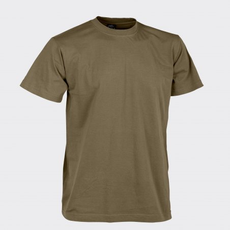 CLASSIC ARMY T-shirt - Cotton - Coyote / Tan