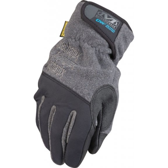 Cold Weather Gloves - Wind Resistant - Grey
