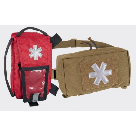 MODULAR INDIVIDUAL MED KIT® Pouch - Cordura® - Coyote