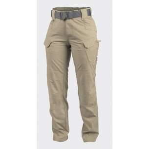 WOMEN'S UTP® (Urban Tactical Pants) Trousers / Pants - Ripstop - Beige / Khaki