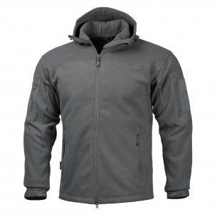 HERCULES Fleece jacket - Wolf Grey