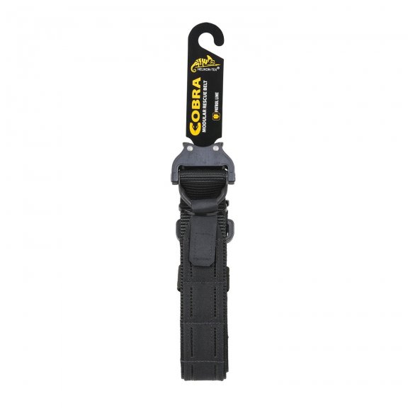 PAS COBRA MODULAR RESCUE BELT® (45MM) - Czarny