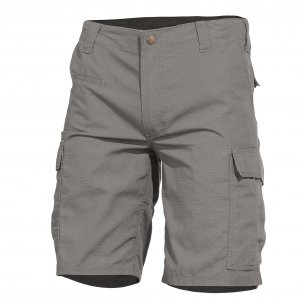 BDU (Battle Dress Uniform) Shorts - Ripstop - Wolf Grey