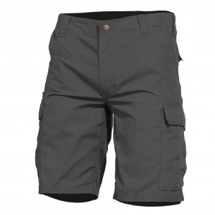 BDU (Battle Dress Uniform) Shorts - Ripstop - Cinder Grey
