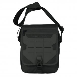 Pentagon MESSENGER bag - Black