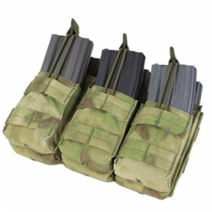 Condor® Ładownica molle Triple Stacker M4 Mag Pouch (MA44-015) - A-TACS FG Camo ™