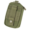 I-Pouch (MA45-001) - Olive Green