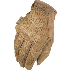 Mechanix Wear® Rękawice taktyczne The Original® Covert - Coyote / Tan