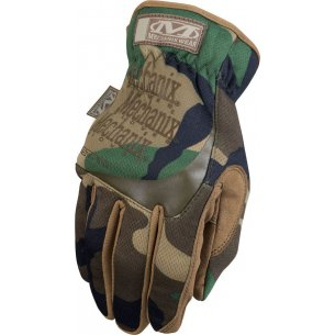 Mechanix Wear® FastFit® taktische Handschuhe - US Woodland