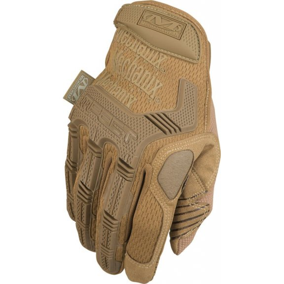 Mechanix Wear® The M-PACT® Tactical gloves - Coyote / Tan