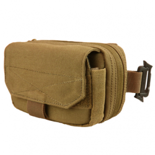 Condor® Digi Pouch (MA66-498) - Coyote Brown