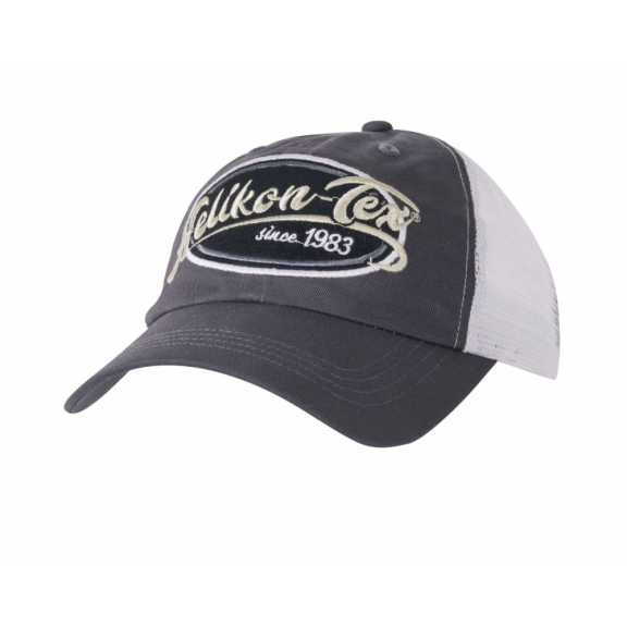Czapka Trucker Logo Cap - Cotton Twill - Czarna