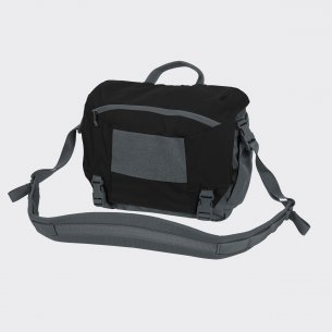 Torba URBAN COURIER BAG Medium® - Cordura® - Czarna/Shadow