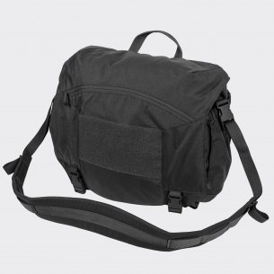 Torba URBAN COURIER BAG Large® - Cordura® - Czarna