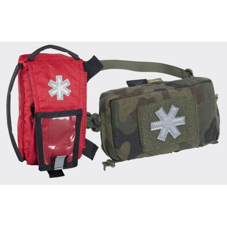 Helikon-Tex® MODULAR INDIVIDUAL MED KIT® Pouch - Cordura® - PL Woodland