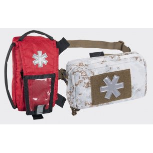Helikon-Tex® MODULAR INDIVIDUAL MED KIT® Pouch - Cordura® - Snowdrift