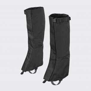 Snowfall Long Gaiters® - Cordura® - Black
