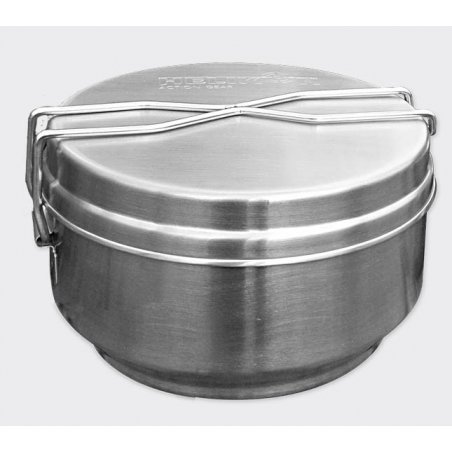 Mess tin - Stainless steel