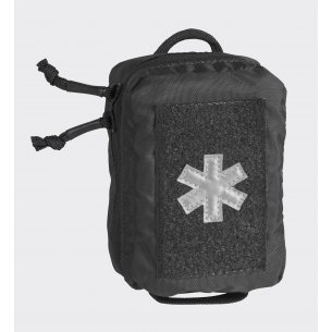MINI MED KIT pouch - Poliester - Black