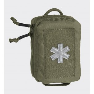MINI MED KIT pouch - Poliester - Adaptive Green