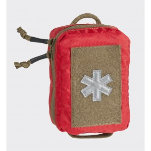MINI MED KIT pouch - Poliester - Red