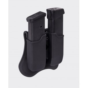 Glock Mag Pouch - Military Grade Polymer - Black