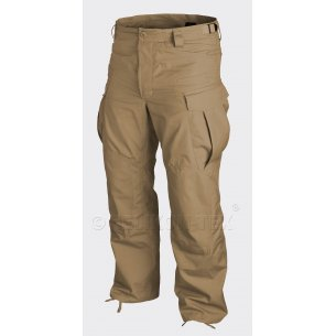 Helikon-Tex® Spodnie SFU ™ (Special Forces Uniform) - Ripstop - Coyote / Tan