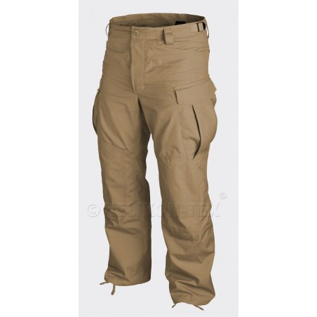 SFU ™ (Special Forces Uniform) Trousers / Pants - Ripstop - Coyote / Tan