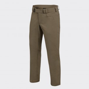 Helikon-Tex® Spodnie COVERT TACTICAL PANTS® - VersaStretch® - Mud Brown