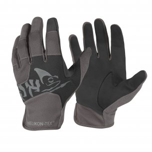 Helikon-Tex® All Round Fit Tactical Gloves Light® - Black / Shadow Grey A