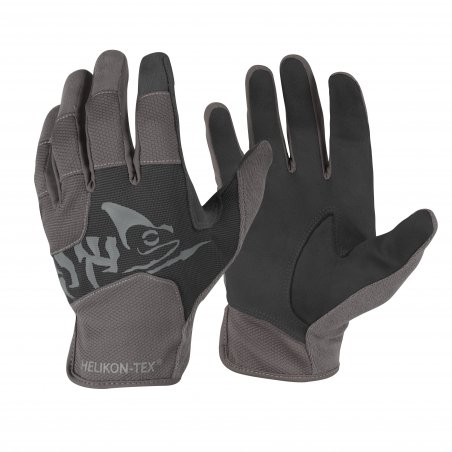Helikon-Tex® Handschuhe All Round Fit Tactical Gloves Light® - Schwarz / Shadow Grey A