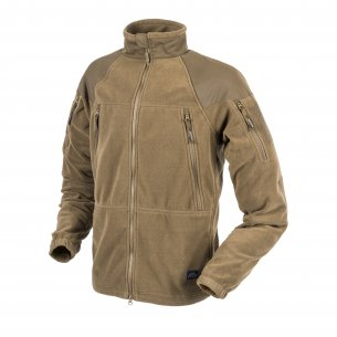 STRATUS® Jacket - Heavy Fleece - Coyote