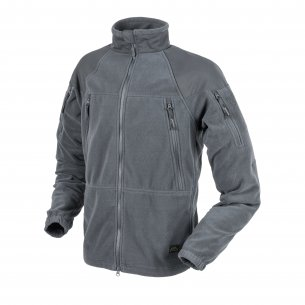 Helikon-Tex® STRATUS® jacket - Heavy Fleece - Shadow Grey