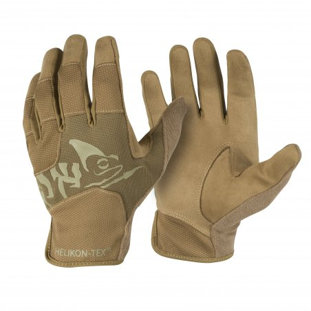 Helikon-Tex® Handschuhe All Round Fit Tactical Gloves Light® - Coyote / Adaptive Green A