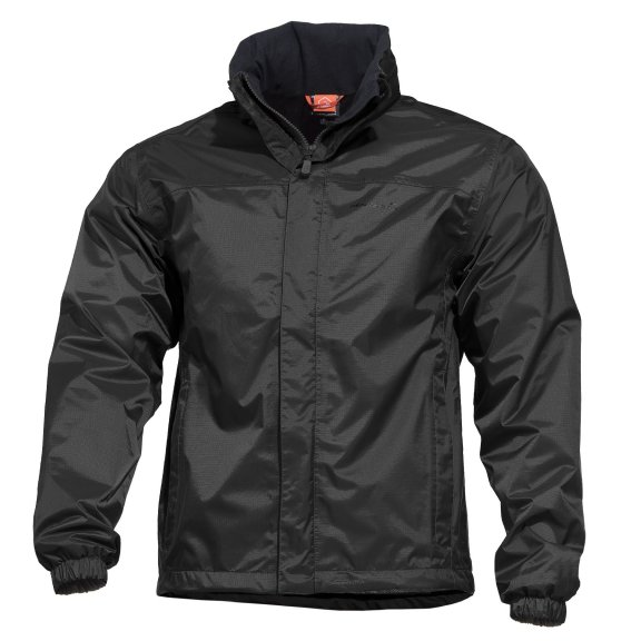 Atlantic Rain Jacket - Black