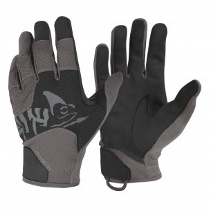 Helikon-Tex® Rękawiczki All Round Tactical Light® - Czarne / Shadow Grey A