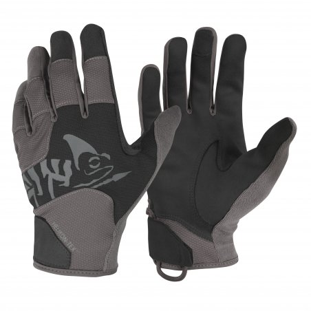 Helikon-Tex® All Round Tactical Light® gloves - Black/ Shadow Grey A