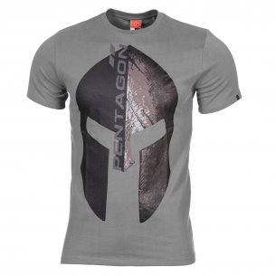 T-shirt AGERON - Eternity - Wolf Grey