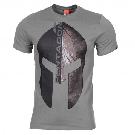 AGERON T-shirts - Eternity - Wolf Grey
