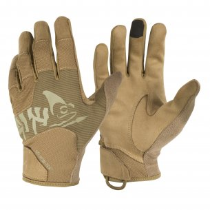 All Round Tactical Light® gloves - Coyote/Adaptive Green A