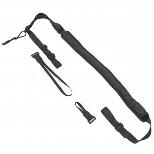 Two Point Carbine Sling - Polyester - Black
