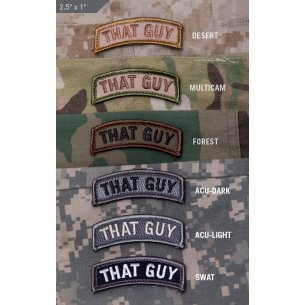 That Guy - Velcro patch