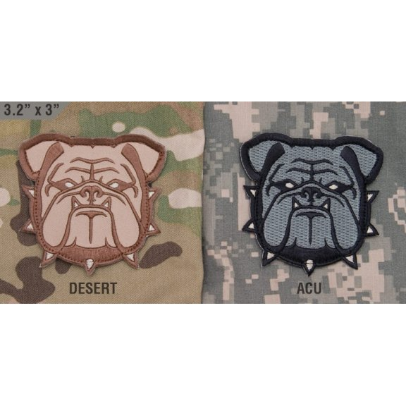 Mil-Spec Monkey Bulldog Head Large...