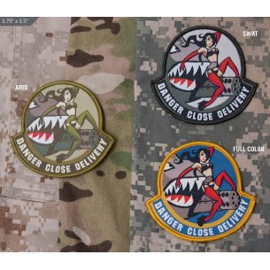 Mil-Spec Monkey Danger Close velcro patch