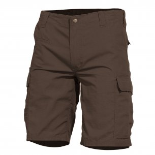 BDU (Battle Dress Uniform) Shorts - Ripstop - Terra Brown