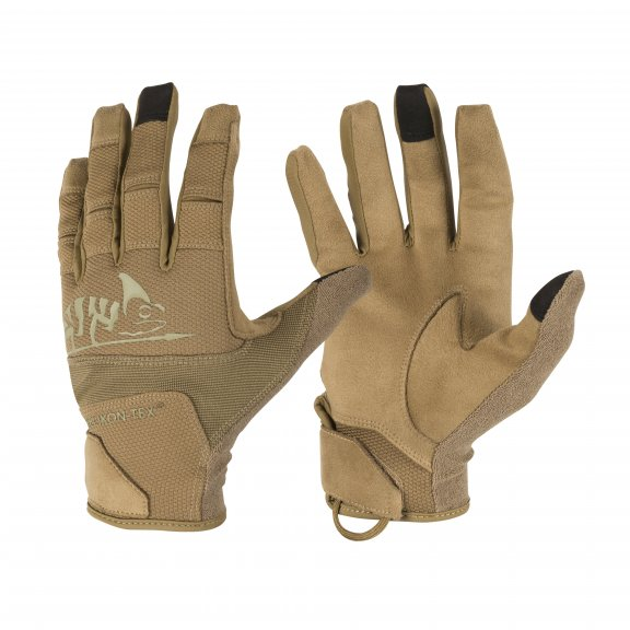 Range Tactical Gloves Hard® - Coyote / Adaptive Green A