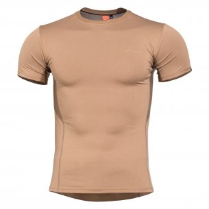 Termoaktywny T-shirt Apollo Tac-Fresh - Coyote